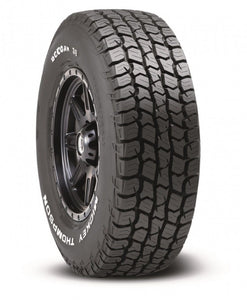 275/55R20 Mickey Thompson 117T Deegan 38 very quiet A/T tyres 2 new tyres