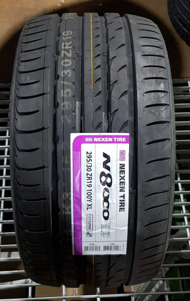 "295/30R19 100Y XL NEXEN N8000 top of the line 285 19"" tyres 2 NEW be quick SALE"