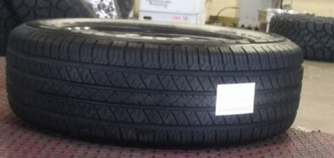 "1 secondhand 17"" tyre good spare Michelin 225/65R17 101s 1x6mm"