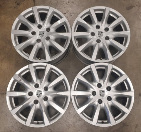 18x8 5/130 5x130 53p Genuine Porsche Alloys 5 130