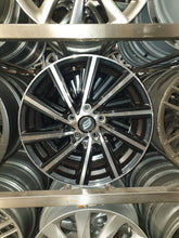 Load image into Gallery viewer, 17x7 5/114.3 53p Stranger Rims bad clear could do with a repaint Mazda Honda
