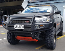 Load image into Gallery viewer, ATX AR202 17x9 6/139.7 -12 matt bronze black lip hilux ranger bt50 dmax
