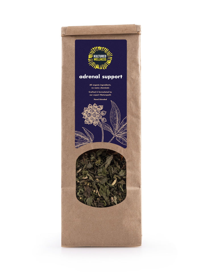 Kultured Wellness Adrenal Support Tea