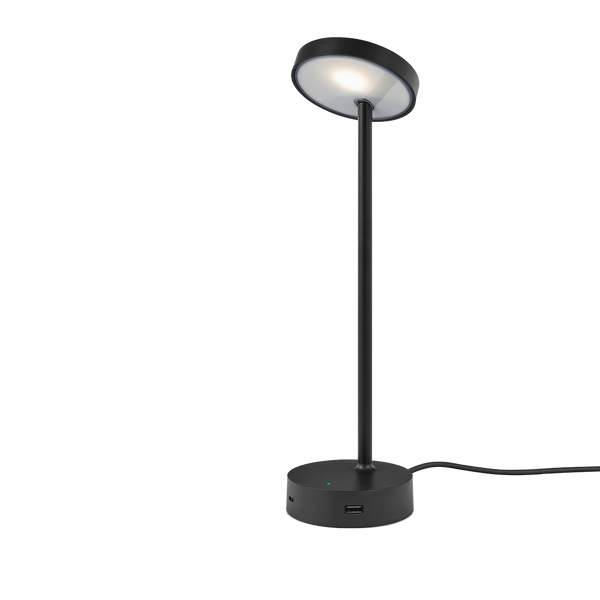 Herman Miller - Herman Miller Lamp - Lolly lamp black - Lolly lampe noir - Lolly lampen zwart - Giotto