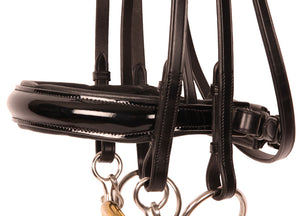Kingsley Double Bridle