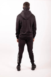 Lowkey OG Traceless Hoodie - Triple Black - Lowkey Down Under