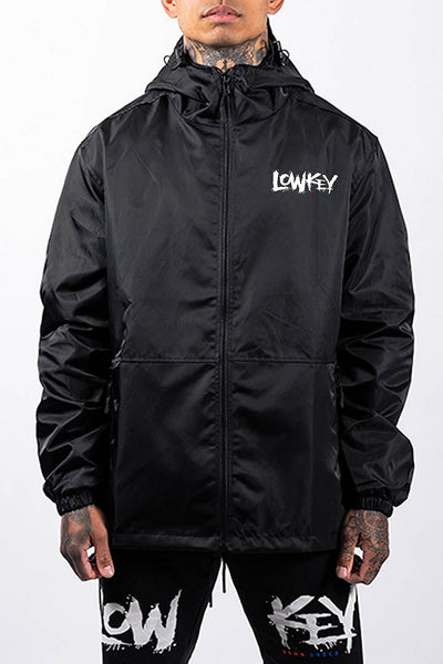 Lowkey OG Road Jacket - Carbon Black - Lowkey Down Under Underground Streetwear Clothing Lifestyle Melbourne