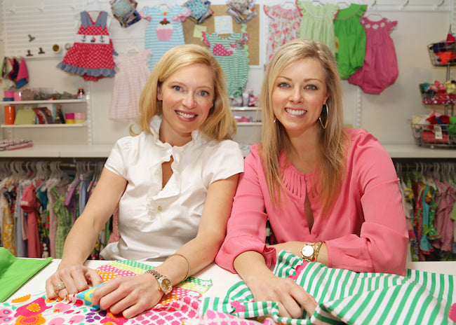 Amy & Nicole of Smocked Auctions