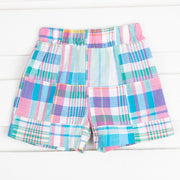Seaside Madras Shorts