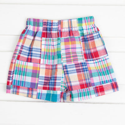 Manchester Madras Shorts
