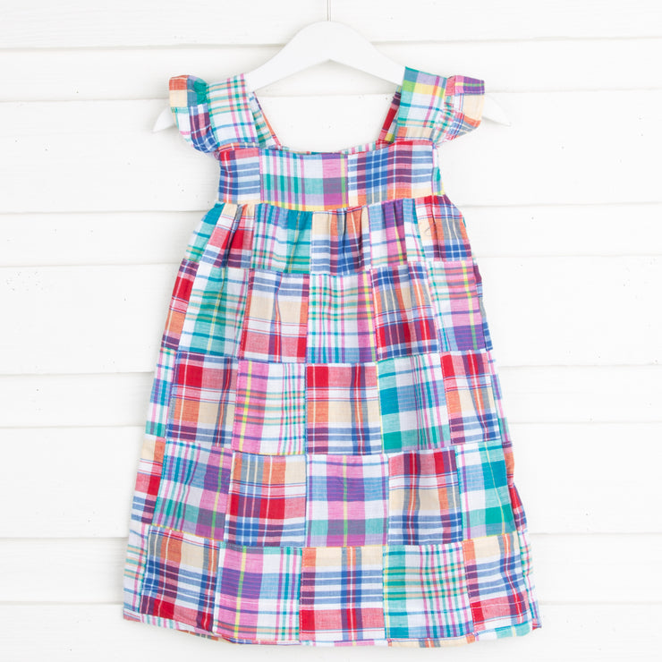Manchester Madras Amy Dress