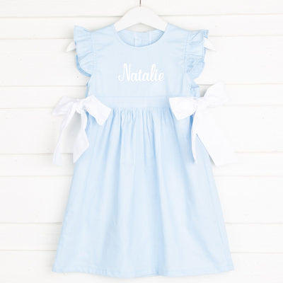 Light Blue Avery Dress