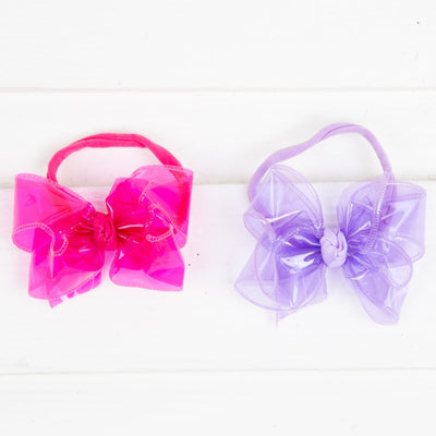 Waterproof Headband Bow