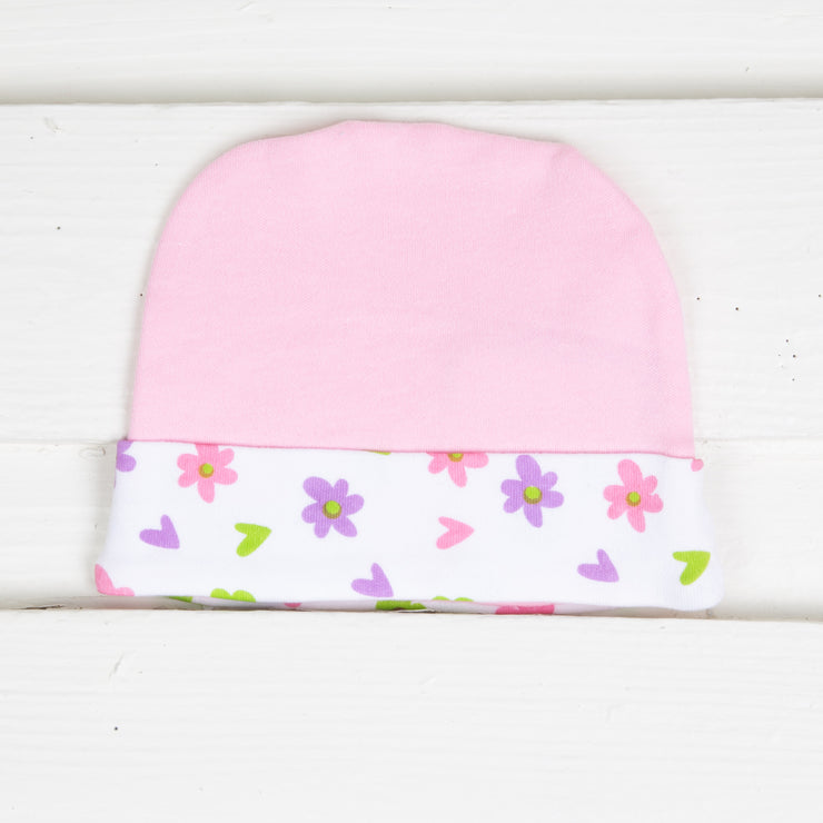 Fun Pattern Infant Cap