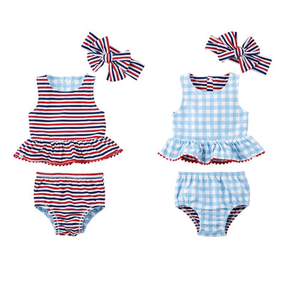 Reversible Swimsuit Set
