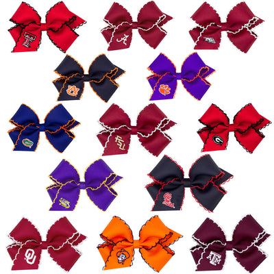Moonstitch Collegiate Bow
