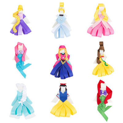 Princess Ribbon Hair Clip