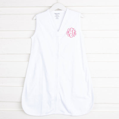 Monogrammable Sleep Sack