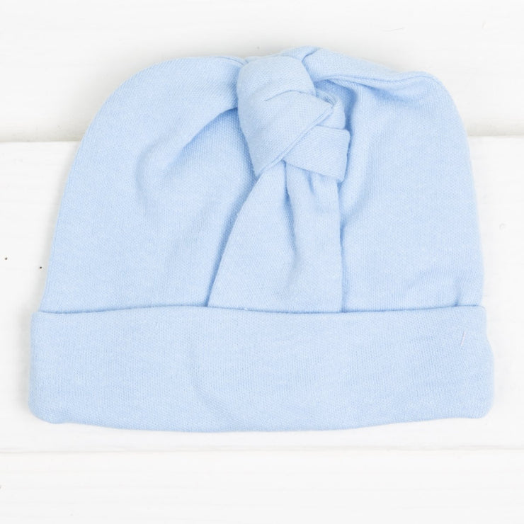 Knotted Infant Cap