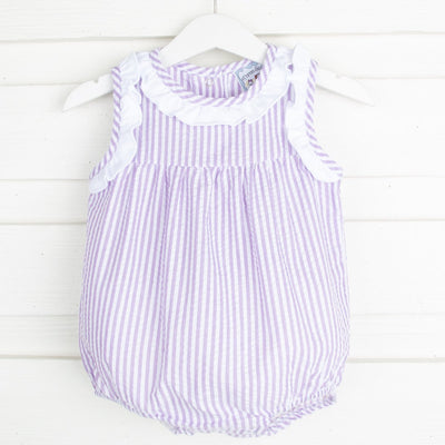 Lilac Stripe Emma Bubble
