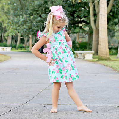 Vintage Blooms Avery Dress