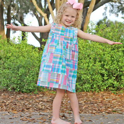 Seaside Madras Kate Dress