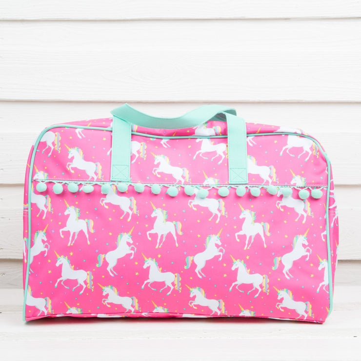Unicorn Wishes Travel Bag