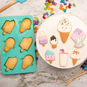 Ice Cream Parlor Baking Party Set