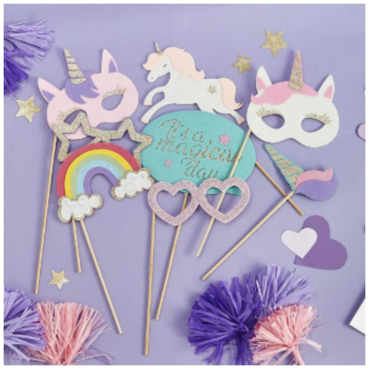 Unicorn Photo Kit