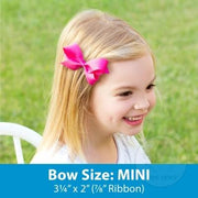 Big/Lil Sister Bow Set