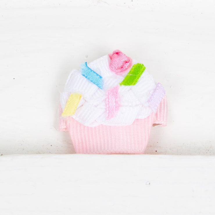 Cupcake Infant Snapclip