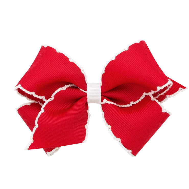Moonstitch Hair Bow