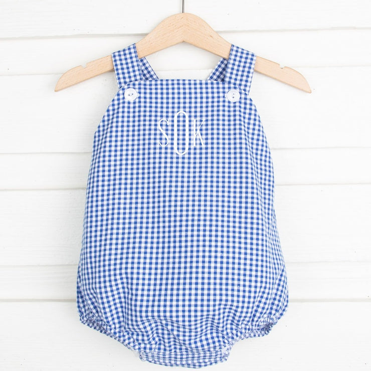 Pacific Gingham Boy Sun Bubble