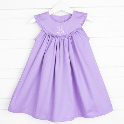 Lilac Lindsey Dress Pique