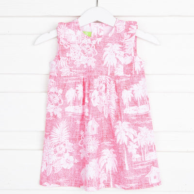 Pink Beach Kate Dress