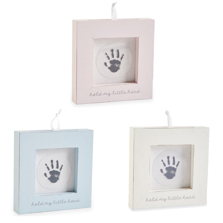 Hand and Foot Print Frame