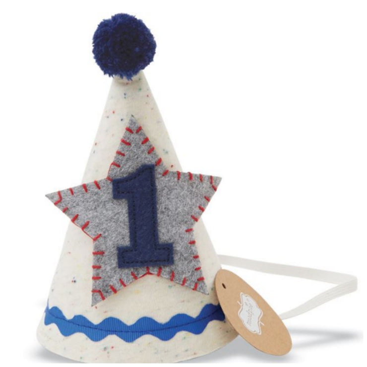 Birthday Boy Star Party Hat