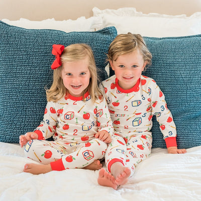 Back to School Knit Loungewear