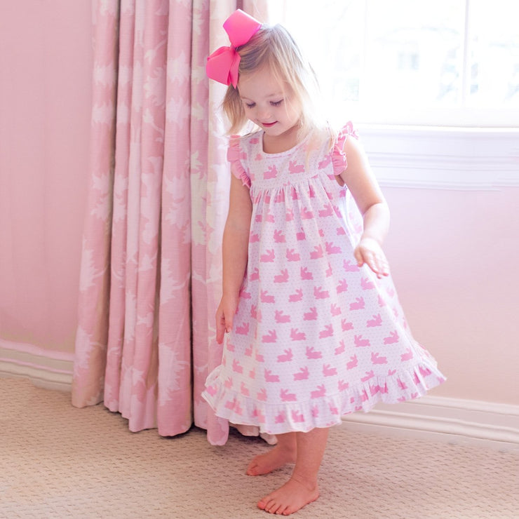 Bunny Dreams Gown Pink