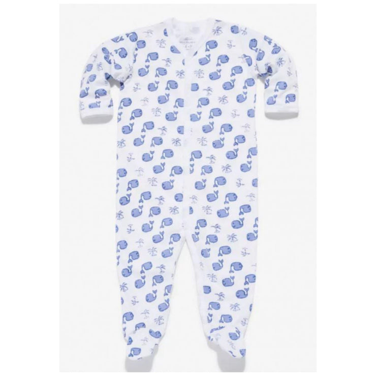 Infant Moby Footie Pajamas