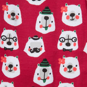 Kids Bearry Holidays Pajamas
