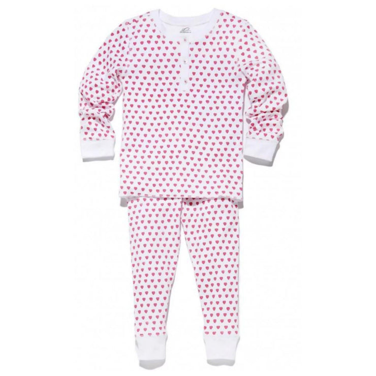 Kids Hearts Pajamas