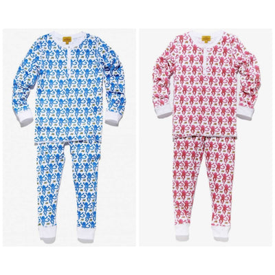 Kids Monkey Pajamas