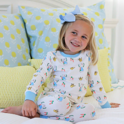 Storybook Rabbit Knit Loungewear