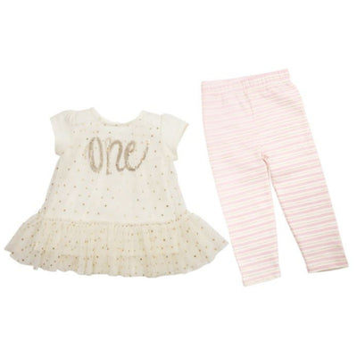 Birthday Princess Legging Set