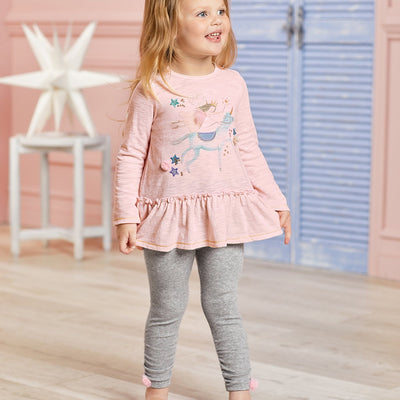 Fairy Unicorn Tunic Legging Set