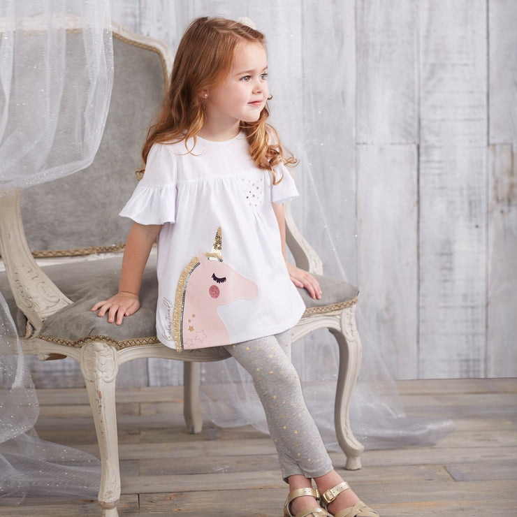 Unicorn Tunic & Legging Set