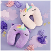 Unicorn Plush Travel Pillow