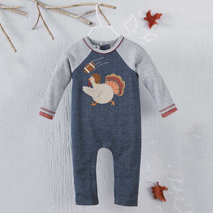 Turkey Football One-Piece