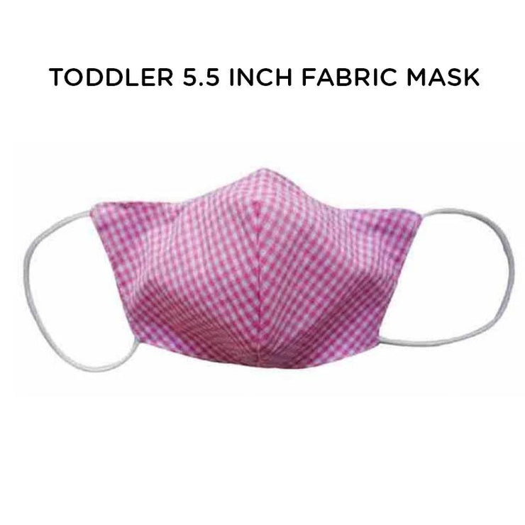 Fabric Toddler Mask